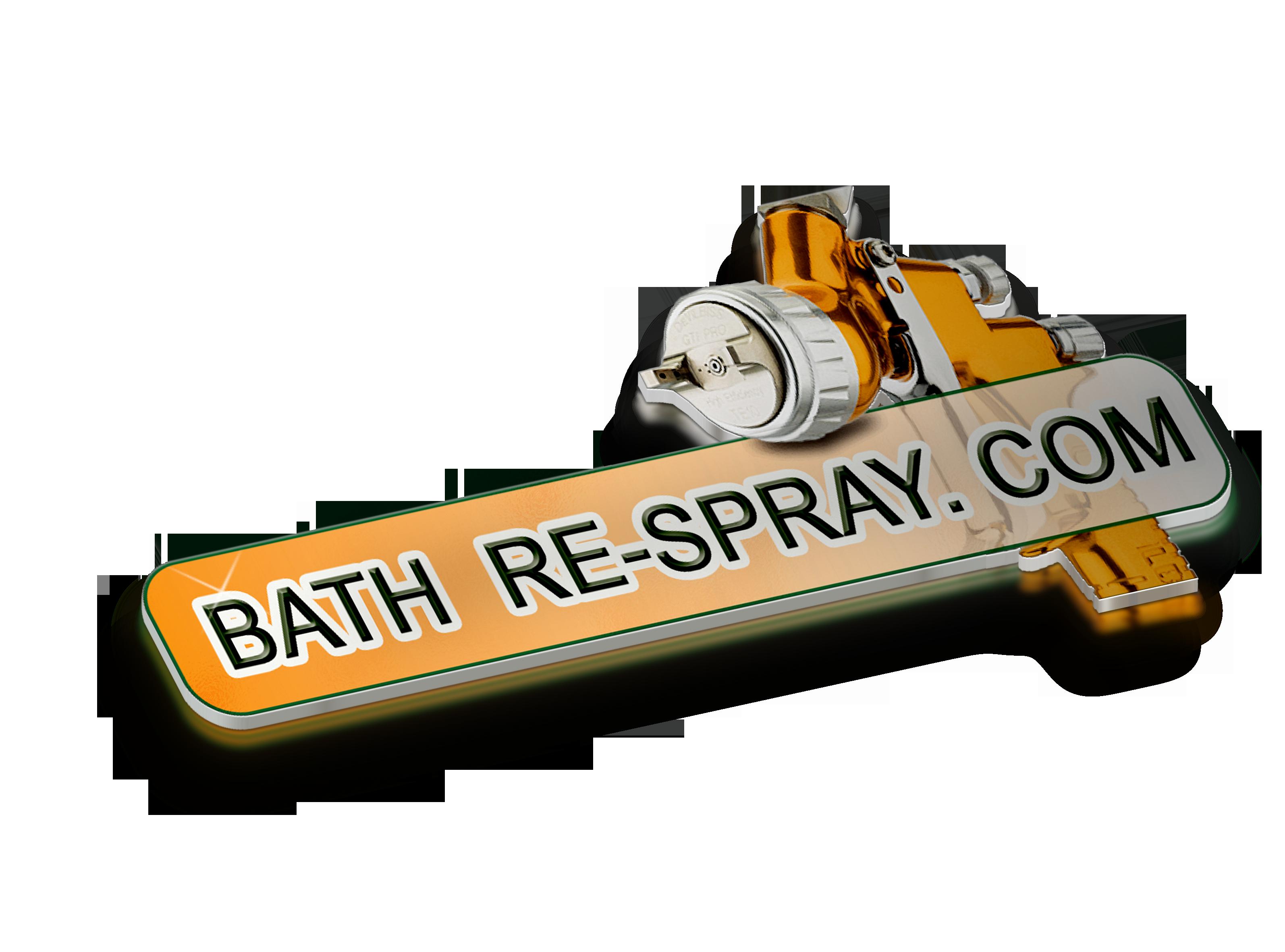 Bath Respray logo