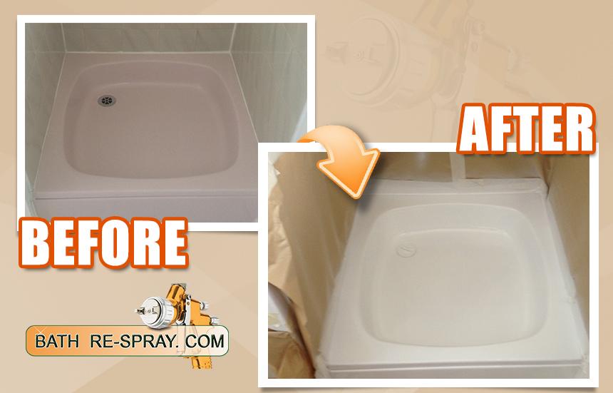 Shower Trays Resurfacing, Bath reglazing, Bath resurfacing.   Bath ...