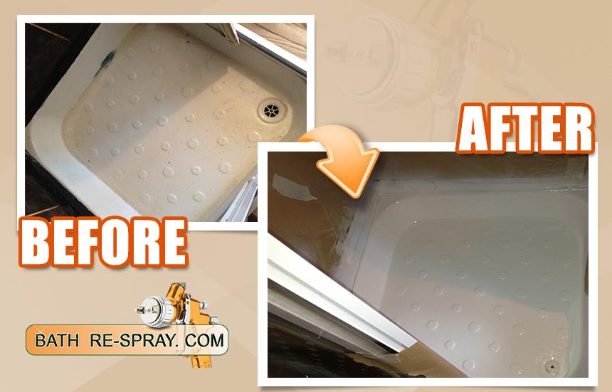 Shower_tray resurfacing